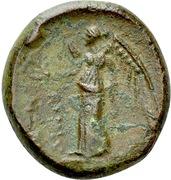 Bronze Æ17 (Petelia) – revers