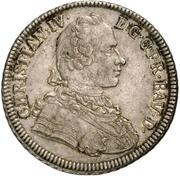 1 Thaler - Christian IV. (Ausbeutetaler) – avers