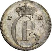 4 Kreuzer - Christian IV. – avers
