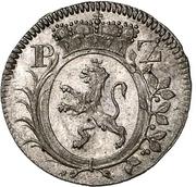 1 Kreuzer - Christian IV. – avers