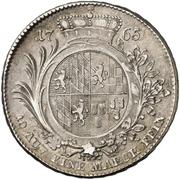 1 Thaler - Christian IV. (Konventionstaler) – revers
