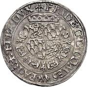 1 Groschen - Friedrich II. (Amberg) – avers