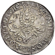 1 Groschen - Friedrich II. (Amberg) – revers