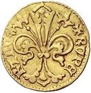 1 Goldgulden - Ruprecht I. (Heidelberg) – avers