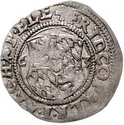 ½ Batzen - Friedrich III. – avers