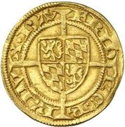1 Goldgulden - Friedrich I. – avers