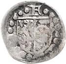 1 Pfennig - Friedrich I. – avers