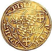 1 Goldgulden - Philipp – avers