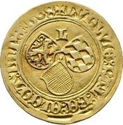 1 Goldgulden -  Ludwig V. – avers