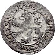 1 Batzen - Friedrich II. – revers