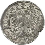 ¼ Thaler - Ludwig V. – revers