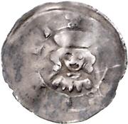1 Pfennig - Ruprecht II. der Ernste – avers