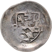 1 Pfennig - Ruprecht III. (Amberg) – avers