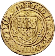 1 Goldgulden - Ludwig III. (Bacharach) – revers