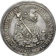 1 Thaler - Ludwig VI – avers