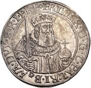 1 Thaler - Friedrich II. (Neumarkt) – avers