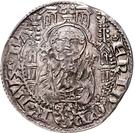 1 Weißpfennig - Friedrich I. der Siegreiche (Bacharach) – avers