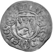 1 Schilling - Philipp I der Aufrichtige – revers