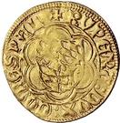 1 Goldgulden - Ruprecht I. (Bacharach) – avers