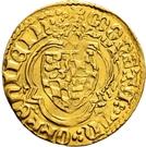 1 Goldgulden - Ruprecht I. (Oppenheim) – avers