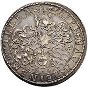 1 Thaler - Friedrich III. – revers