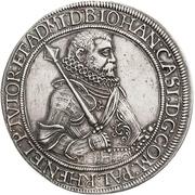 1 Thaler - Johann Kasimir – avers