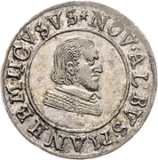 1 Albus - Friedrich IV. – avers