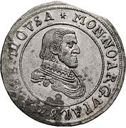 ¼ Gulden - Friedrich IV. – avers
