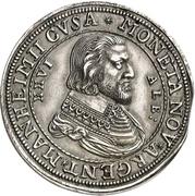 1 Gulden - Friedrich IV. – avers