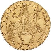 4 Ducat - Friedrich V. – avers