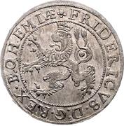 24 Kreuzer - Friedrich V. (Kipper) – avers