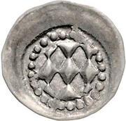 1 Pfennig - Ruprecht I. – avers