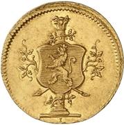 1 Ducat - Karl Theodor (Reign) – revers