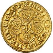 1 goldgulden Ruprecht III – avers