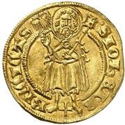 1 goldgulden Ruprecht III – revers