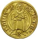 1 Goldgulden - Ruprecht II. der Ernste – avers