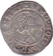 4 pfennig Friedrich IV -  avers