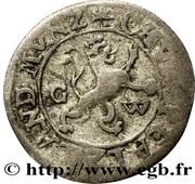 1 kreuzer Charles III Philippe – revers