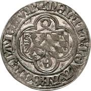 1 Schilling - Otto II. von Mosbach – avers