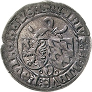 ½ Schilling - Otto II. – avers