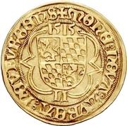 1 Goldgulden - Otto Heinrich and Philipp – avers
