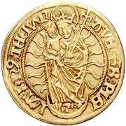 1 Goldgulden - Otto Heinrich and Philipp – revers