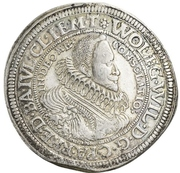 1 Thaler - Wolfgang Wilhelm II. – avers