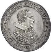 1 Thaler - Wolfgang Wilhelm – avers