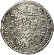 1 Gulden - Philipp Wilhelm von Neuburg – revers