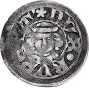1 Pfennig - Rupert I. (Amberg) – avers