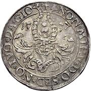 1 Groschen - Friedrich II. – revers