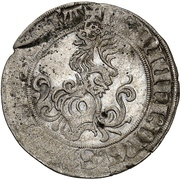 1 Schilling - Philipp I. – revers