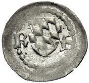 1 Pfennig - Ruprecht II./III. – avers