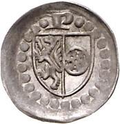 1 Pfennig - Philipp I. (Schüsselpfennig) – avers